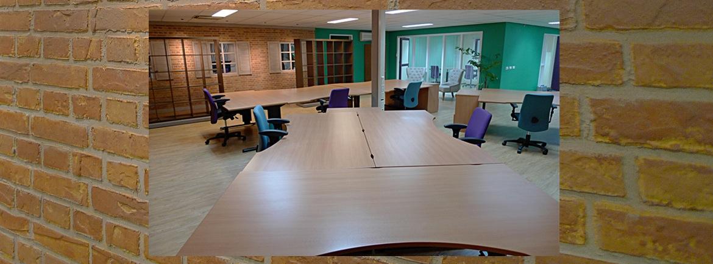 Thematisering co dekker interieurprojecten - Thuis kantoor ...